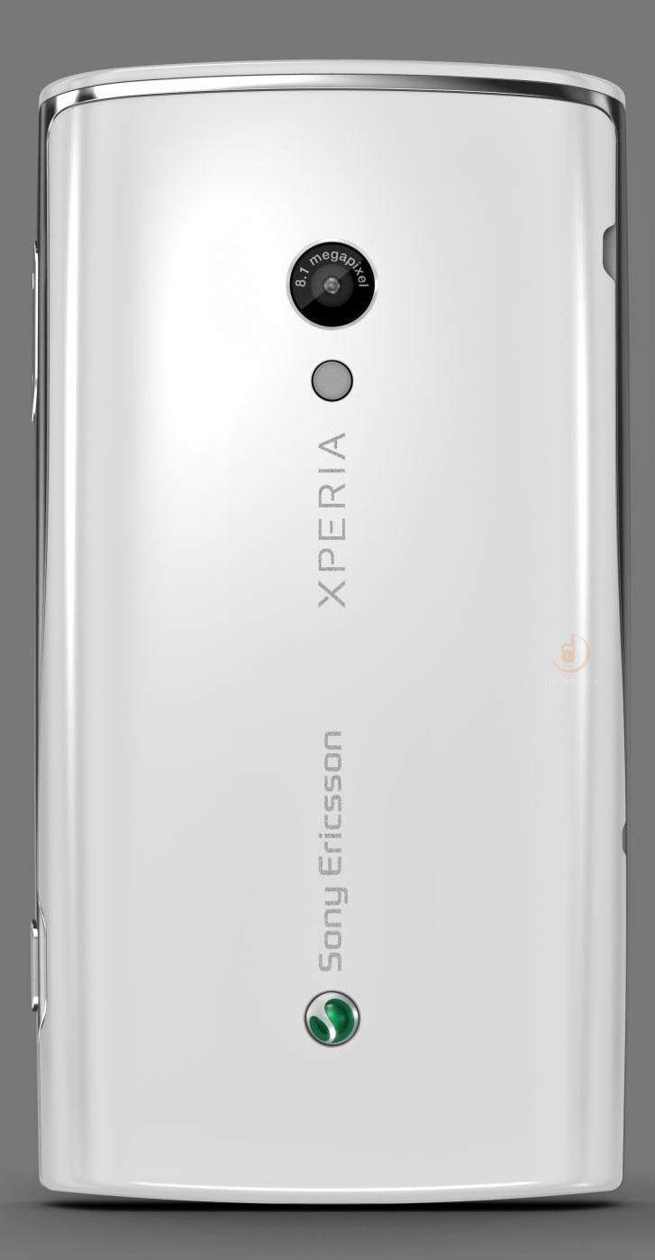 Android Sony Ericsson XPERIA Rachael