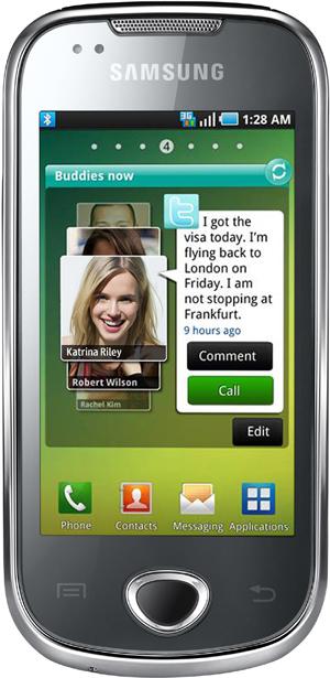 Samsung Galaxy 3 анонсирован для российского рынка