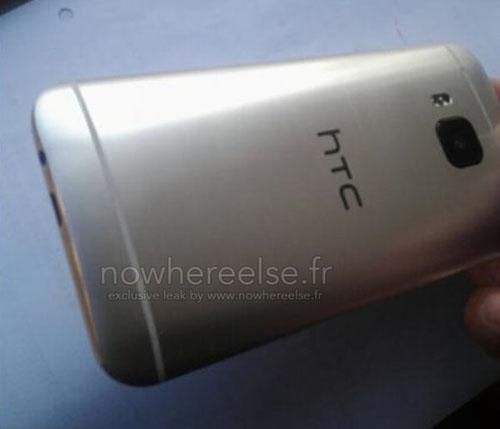 Опубликованы фотографии смартфона HTC One (M9)
