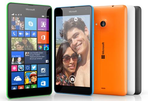 В мире активировано более 50 млн смартфонов Lumia