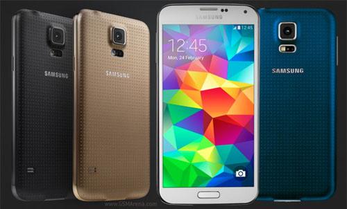 Стартовали продажи смартфона Samsung Galaxy S5 Plus