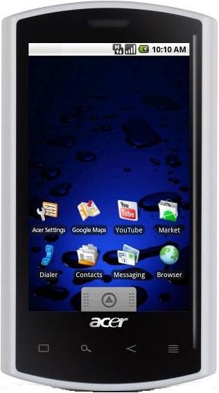 Телефоны acer каталог сотовых телефонов