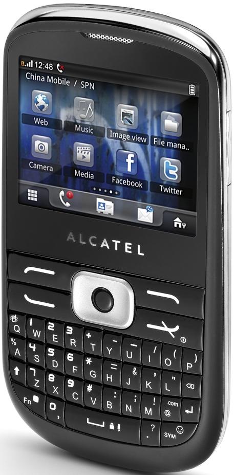 Сотовый телефон alcatel ot 819 фото