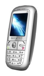 Alcatel OT C551