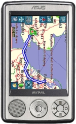 Asus MyPal A636