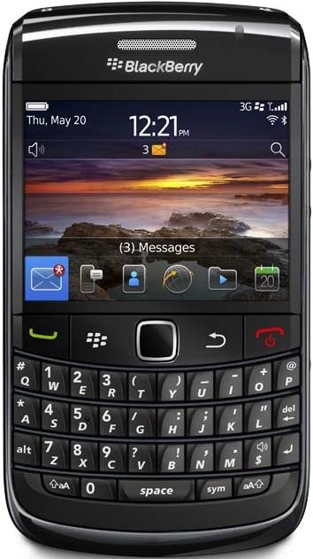 Сотовый телефон blackberry bold 9780 фото