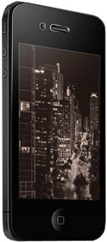 Gresso iPhone 4 Black Diamond