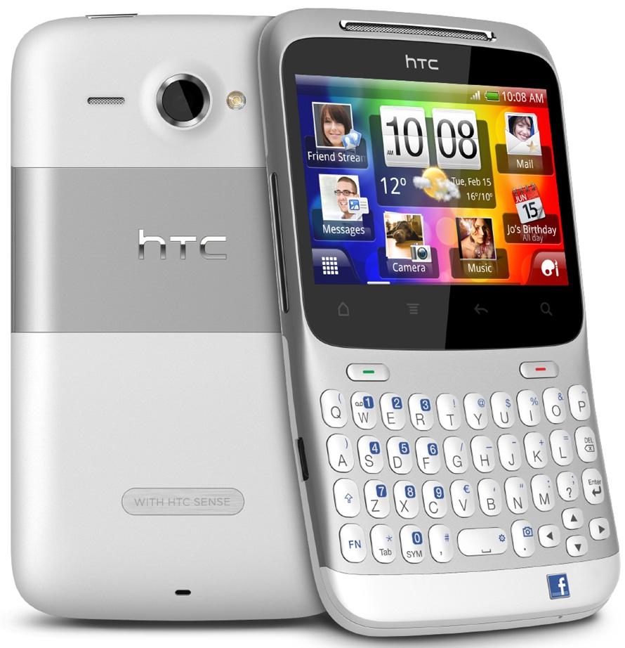 Сотовый телефон htc chacha фото