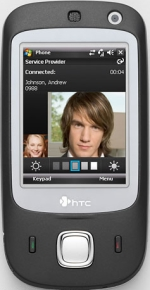HTC Touch Dual