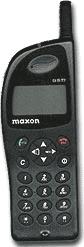 Maxon MX3206