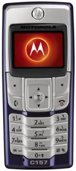 Motorola C157