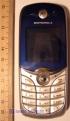 Motorola C650