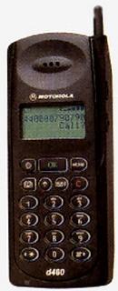 Motorola D460