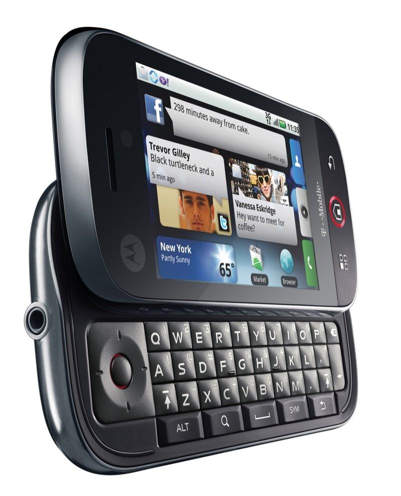 Сотовый телефон motorola dext фото
