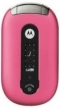 Motorola PEBL U6 Pink Edition