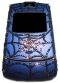 Motorola RAZR V3 Dark Blue Swarowsky
