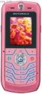 Motorola SLVR L6 Pink Edition