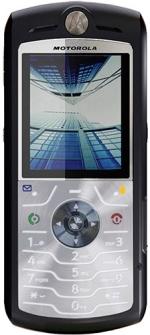 Motorola SLVR L7 i-mode