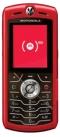 Motorola SLVR L7 Red Edition