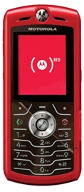 Motorola SLVR L7 Red Edition