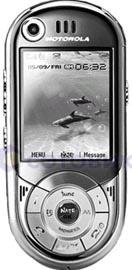 Motorola V890