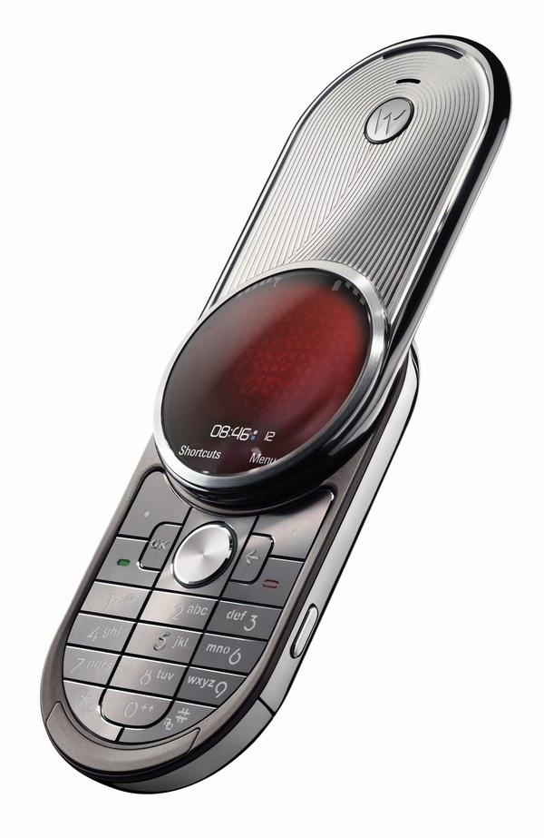 Motorola V. (MOTOAURA)