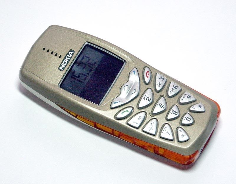 Сотовый телефон nokia 3510i фото