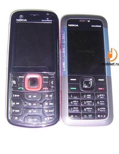 При длине 108 мм и ширине 46 мм Nokia 5320 XM имеет толщину 15 мм, поэтому его никак нельзя отнести к разряду тонких...