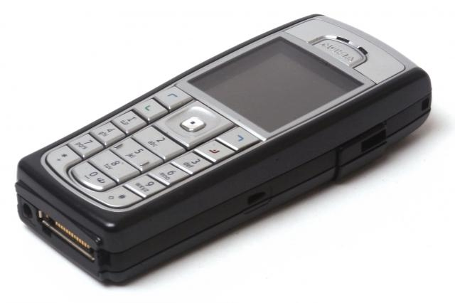 Сотовый телефон nokia 6230 фото