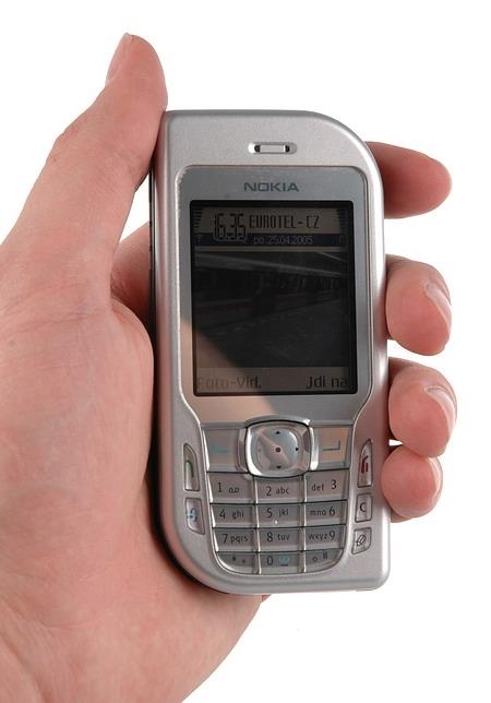 Сотовый телефон nokia 6670 фото