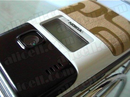 Сотовый телефон nokia 7200 фото