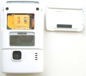 Nokia 7200 Limited Edition