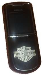 Nokia 8800 Harley-Davidson