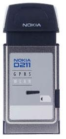 Nokia CardPhone D211