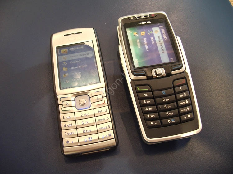 the nokia e50 is not a phone apparentlyaccording to nokias website its a business device