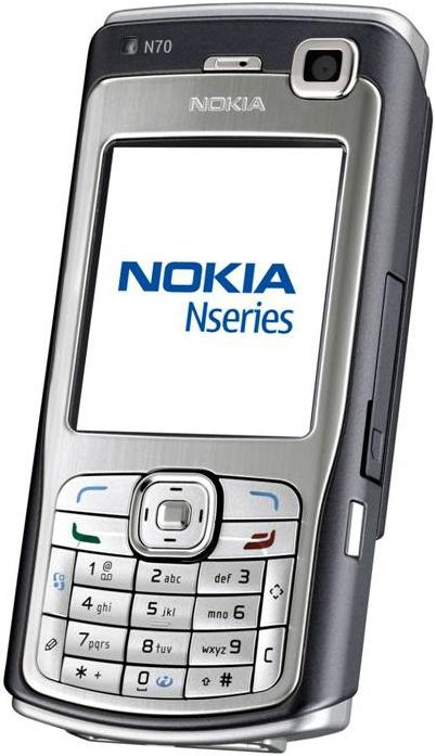 Nokia N70 Game Edition