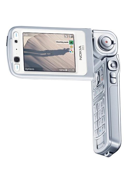 Фотография Nokia N93 - Фото 11.