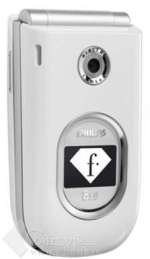 Philips 855 Fashion TV Special Edition