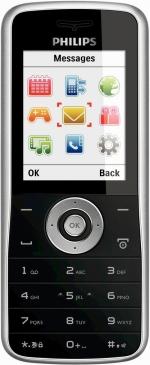 Продам сотовый телефон philips E100.