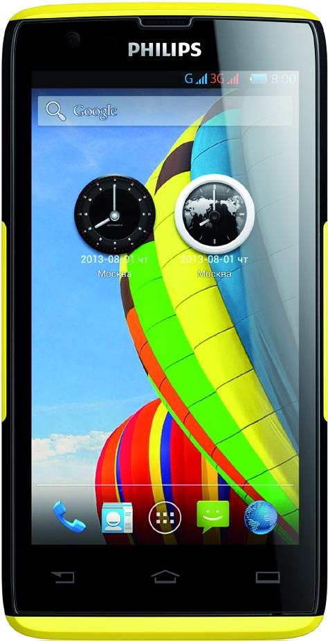 Сотовый телефон philips xenium w6500 фото