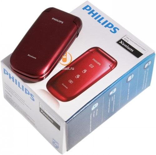 Philips Xenium X216