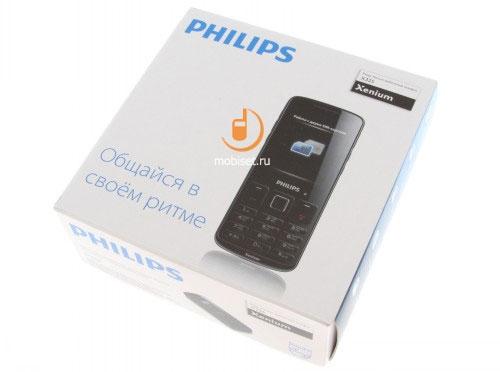 Philips Xenium X325