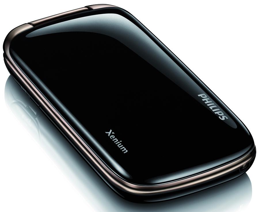 Сотовый телефон philips xenium x519 фото