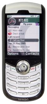 RoverPC Sendo X1