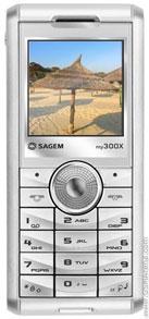 Sagem my300X