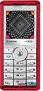Sagem myX3-3