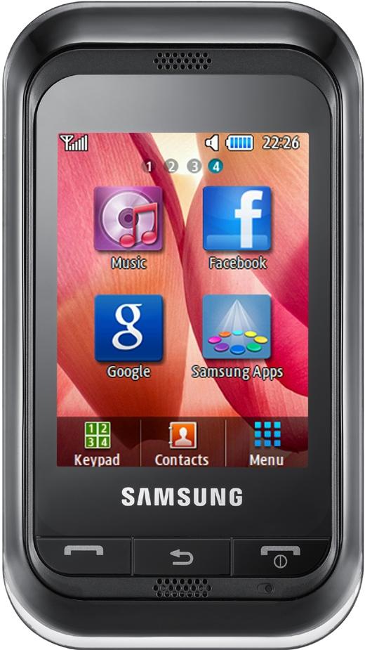 Сотовый телефон samsung c3300 libre фото