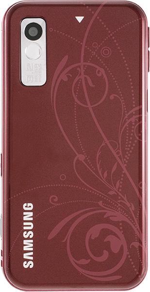 Сотовый телефон samsung gt s5230 la fleur фото