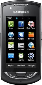 Samsung Gt S5620 руководство - фото 5