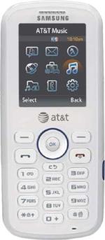 Samsung SGH-A637 Milky